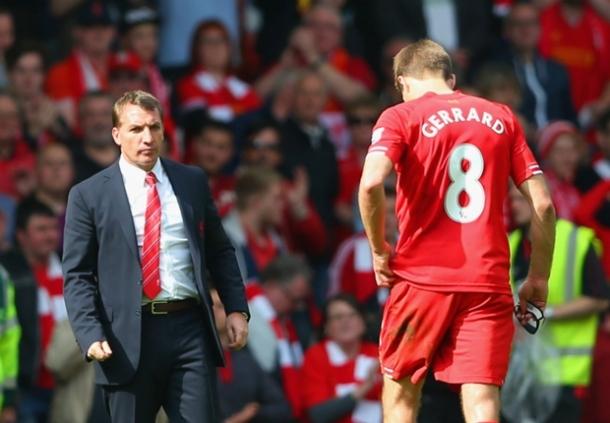 Brendan Rodgers Menghormati Keputusan Steven Gerrard