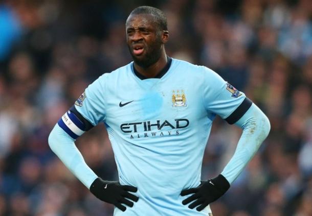 Masa Depan Yaya Toure Di Manchester City Belum Jelas