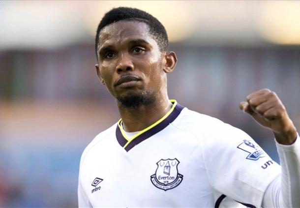 Samuel Eto'o Akan Dilepas Everton