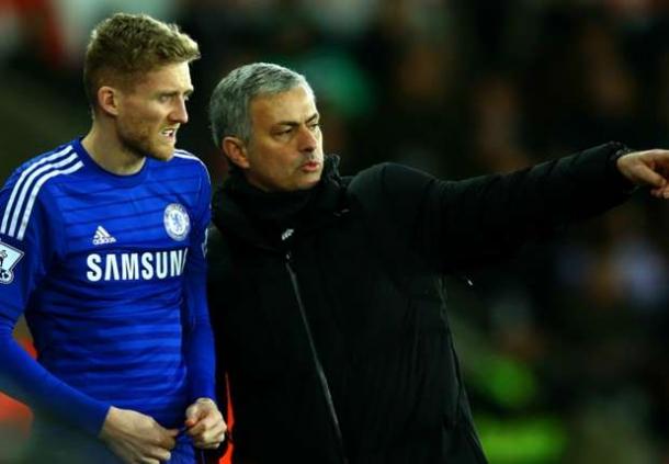 Andre Schurrle Akan Terima Medali Bersama Chelsea