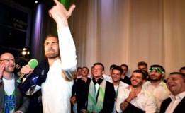 Berbenah, Newcastle Siap Ajukan Tawaran Pada Bas Dost