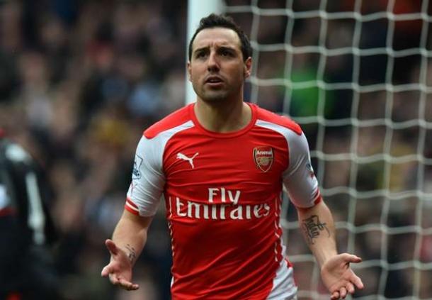 Cazorla: Arsenal Ingin Tiru Kesuksesan Barcelona