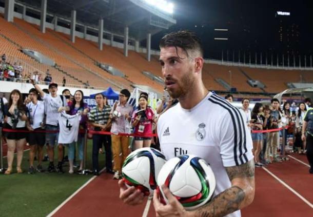 Ramos Belum Mau Tandatangani Kontrak Anyarnya