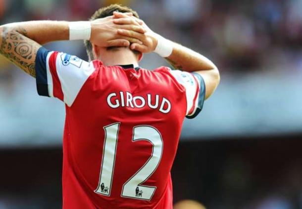 Nicolas Anelka Jadi Satu-satunya Striker Arsenal