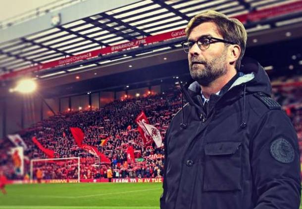 Juergen Klopp Teken Kontrak Di Liverpool