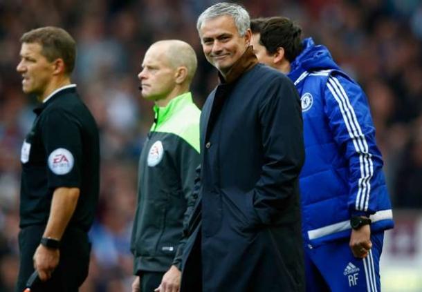 Timnya Kalah, Mourinho Marah
