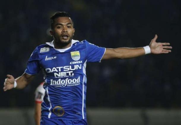 Zulham Zamrun Masuk Skuat Persib Bandung