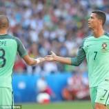 Ronaldo Dan Pepe Tangan Kanan Pelatih Seleccao