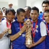 Persib Resmi Berlaga Di Stadion Pekansari Bogor