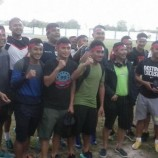 Rasa Nasionalisme Para Pemain Persib Bandung Memeperingati HUT RI Ke 71