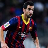 Tanda Tangan Bek Barcelona Resmi di Dapatkan Valencia
