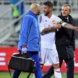 Ramos Kemungkinan Absen Di Derbi Madrid