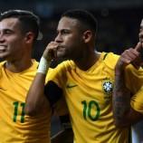 Brazil Lolos Ke Piala Dunia Usai Menang Dari Paraguay 3-0