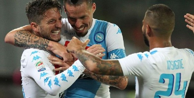 Napoli Masih Tetap Jaga Kans Juara