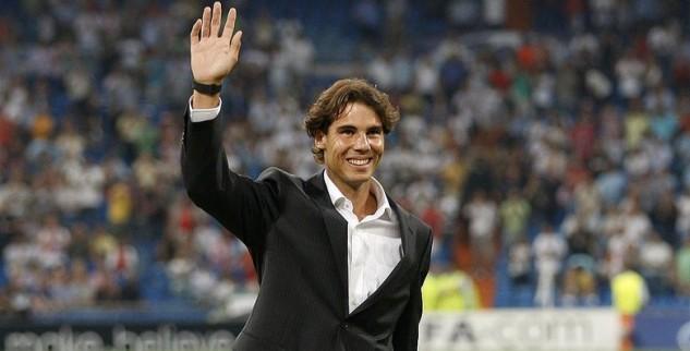 Rafael Nadal Punya Bakat Mencari Bakat