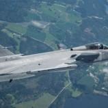 Pesawat Tempur Penantang F-35 Dari Swedia