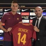 Patrik Schick Gabung AS Roma