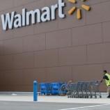 Sedang Turun Karena Toko Online Walmart