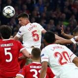 Laga Perempatfinal Bayern Kontra Sevilla Tanpa Gol