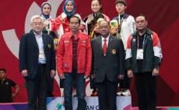 Perolehan Emas Indonesia Sudah Samai Asian Games 2014