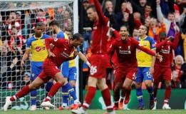 Liverpool Masih Belum Terbendung