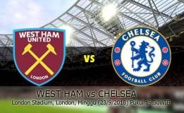 Chelsea Akan Menantang West Ham United