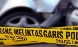 Truk Fuso Tabrak 8 Kendaraan di Pandaan Akibat Rem Blong