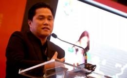 Erick Thohir Tinggalkan Jabatan Presiden Inter Milan dan Digantikan Steven Zhang