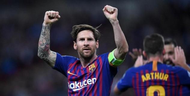 Barcelona Kokoh Di Liga Champions
