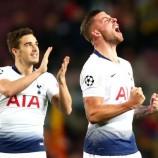 Kane: Tottenham Lolos Ke Fase Grup Berkat Bantuan Dewa Sepakbola