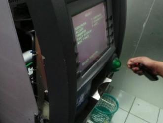 Dua Pelaku Pencongkel Mesin ATM di Serang Diringkus Polisi