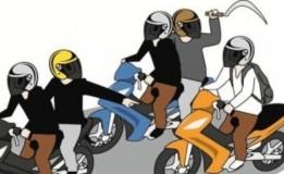 Rampas Motor di Bekasi, 8 Remaja Bersajam Ditangkap Polisi