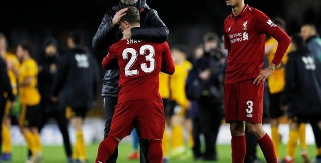 Liverpool Tersandung Di Kompetisi Pertama Tahun 2019