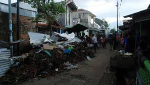Tragedi Angin Puting Beliung Di Bandung
