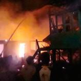 8 Rumah Terbakar di Banyuasin Sumsel, 5 Unit Damkar Dikerahkan
