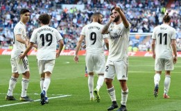 Real Madrid Merapat Dekati Atletico Madrid