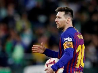 Messi Tampil Menunjukkan Mutunya Menjadi Superstar