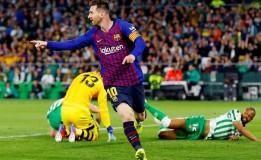 Fans Team Lawan Beri Aplaus Terhadap Messi