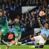 City Akan Jamu Kembali Tottenham Di Etihad Fase