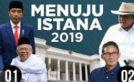 Hasil Hitungan Rekapitulasi Propinsi Jawa Tengah Jokowi Menang Telak
