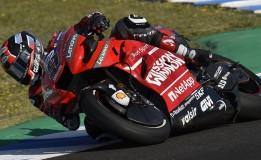 Petrucci Tampil Luar Biasa di Sesi Latihan Bebas Ketiga MotoGP Spanyol