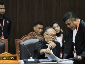 Kesalahan Input Dana Tim Hukum Jokowi Tentang Dana Sumbangan Kampanye