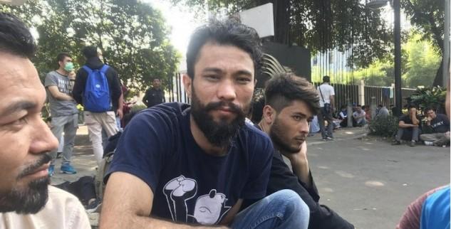 Pencari Suaka Berharap Pindah Ke Islamic Center