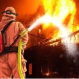 Rumah Di Tasikmalaya Hangus Terbakar, Ditinggal Pemilik