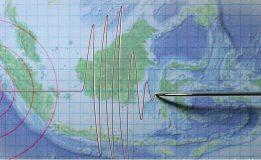 Gempa M 4 Mengguncang Tasikmalaya