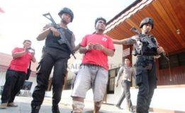 Polisi Tembak Kaki Pimpinan Curanmor Dikarenakan Melawan Saat Ditangkap