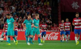 Kalah Dari Granada, Pelatih Barcelona Mulai Khawatir