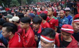 Sangsi Mengharap Indonesia Selesai Ribut Di Pertandingan Musuh Malaysia